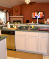 Red Ranch, Kitchen - Before