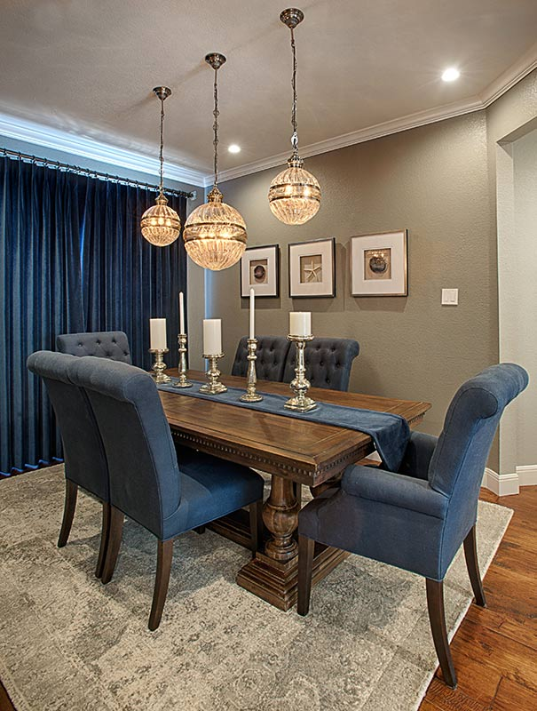 First time homeowners were ready for a major update in both their living  spaces and their